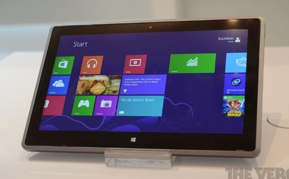 Vizio Windows 8