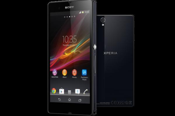 Sony Xperia Black