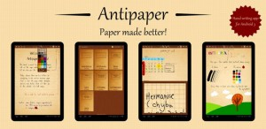Antipaper-Notes