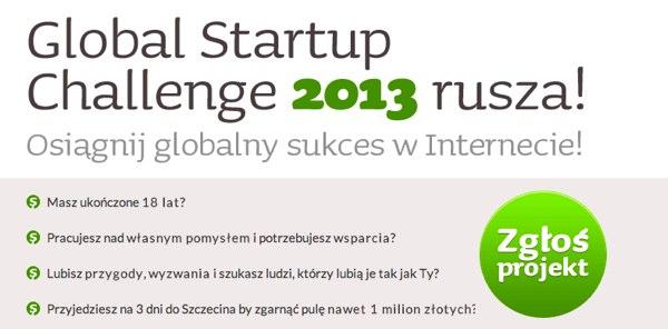 Global Startup Challenge 2013