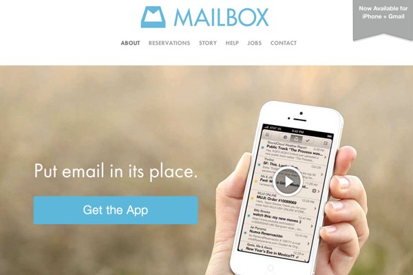 Mailbox - Put Email In Its Place