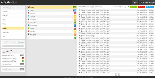 Mailstrom- My Inbox3