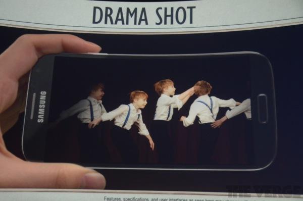 Drama Shot