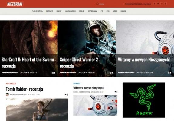 Niezgrani.pl - o grach od innej strony-1
