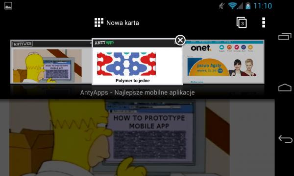 Opera WebKit na Androida (5)