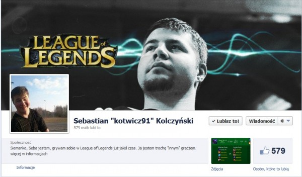 www.facebook.com/kotwicz91