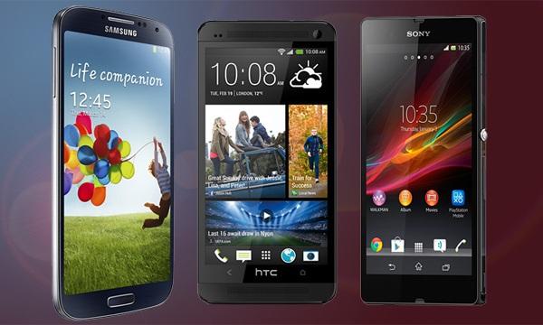 Samsung-Galaxy-S4-VS-Sony-Xperia-Z-VS-HTC-One