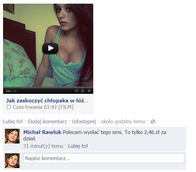 facebook_fłaszywy_link
