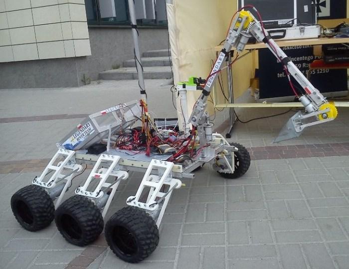 Legendary Rover