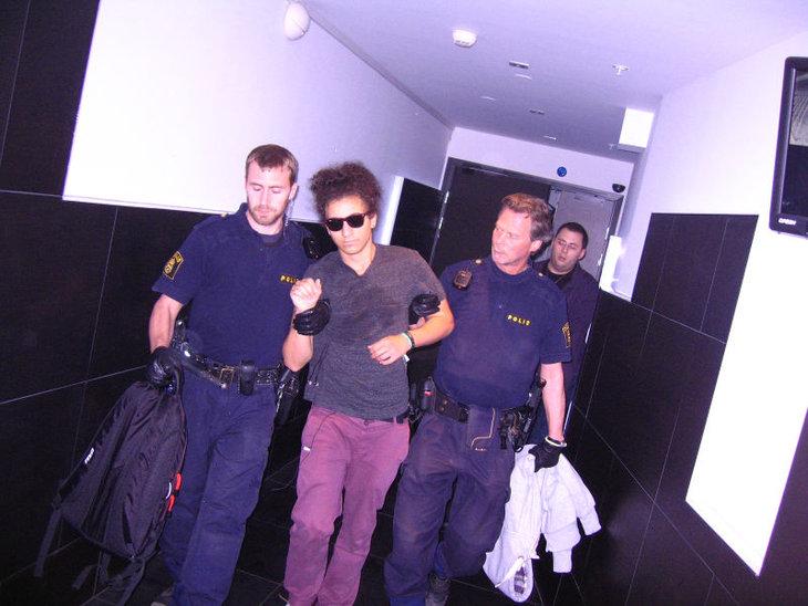 stephano arrested