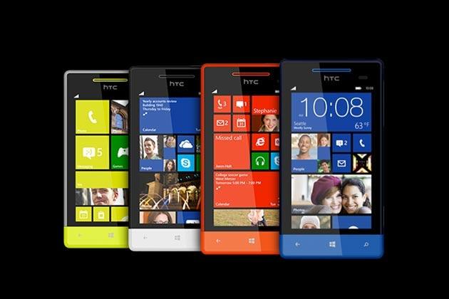 HTC WP8