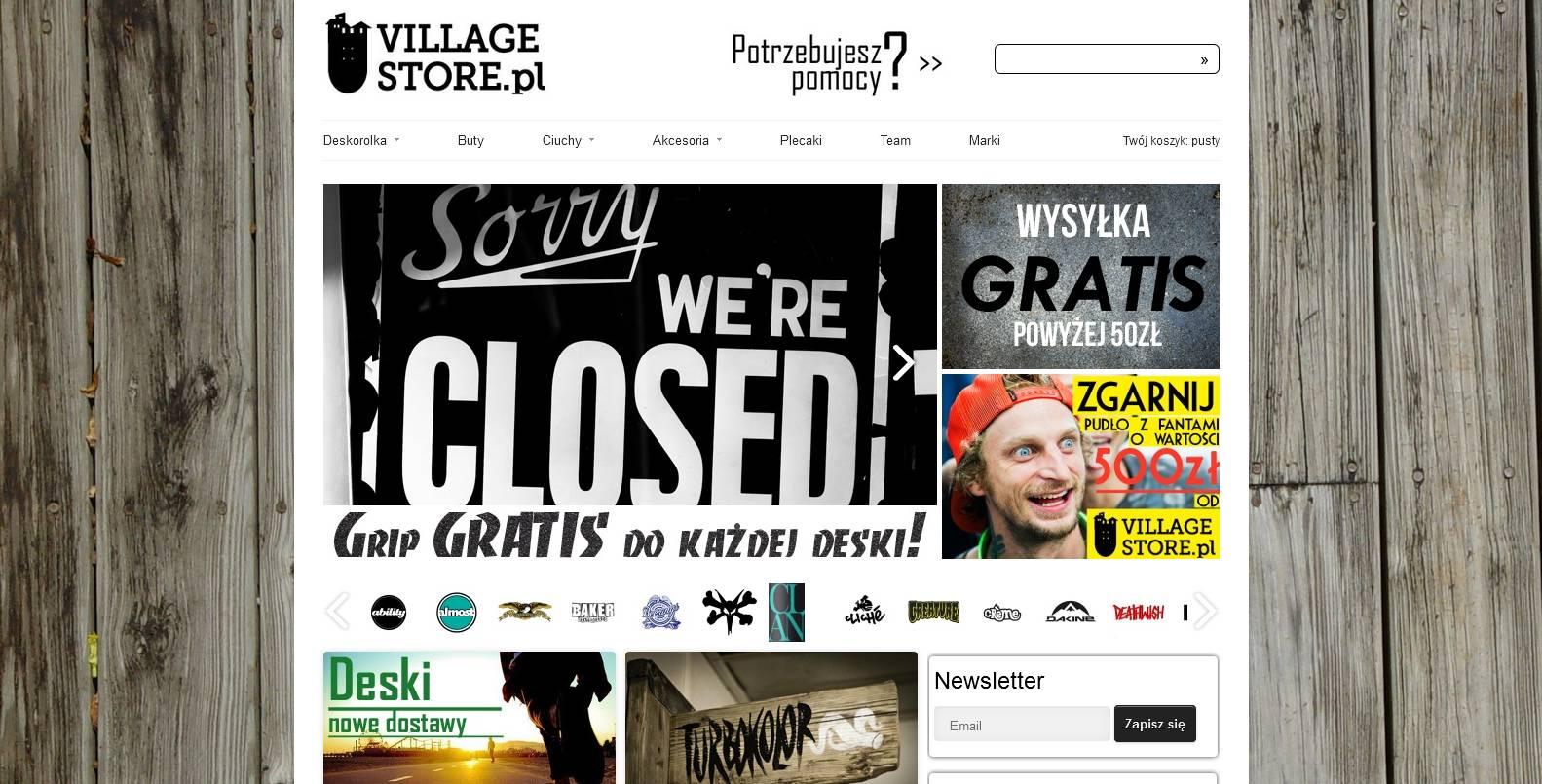 #1199 - 'VillageStore_pl' - www_villagestore_pl