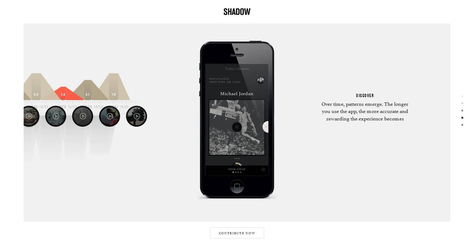 #1207 - 'SHADOW I Community of Dreamers' - discovershadow_com