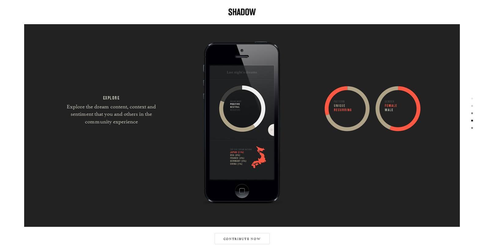 #1208 - 'SHADOW I Community of Dreamers' - discovershadow_com