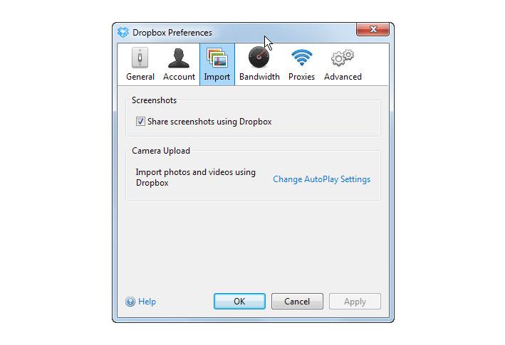 share-screenshots-using-dropbox
