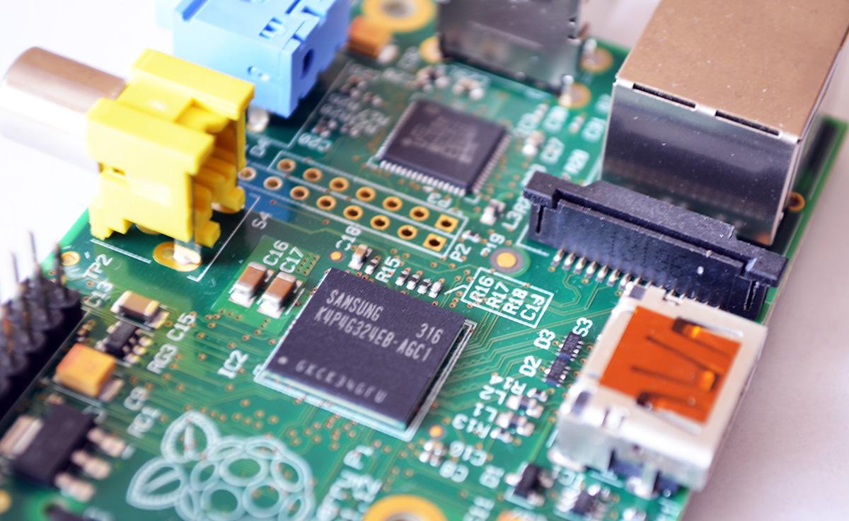 Raspberry Pi RAM