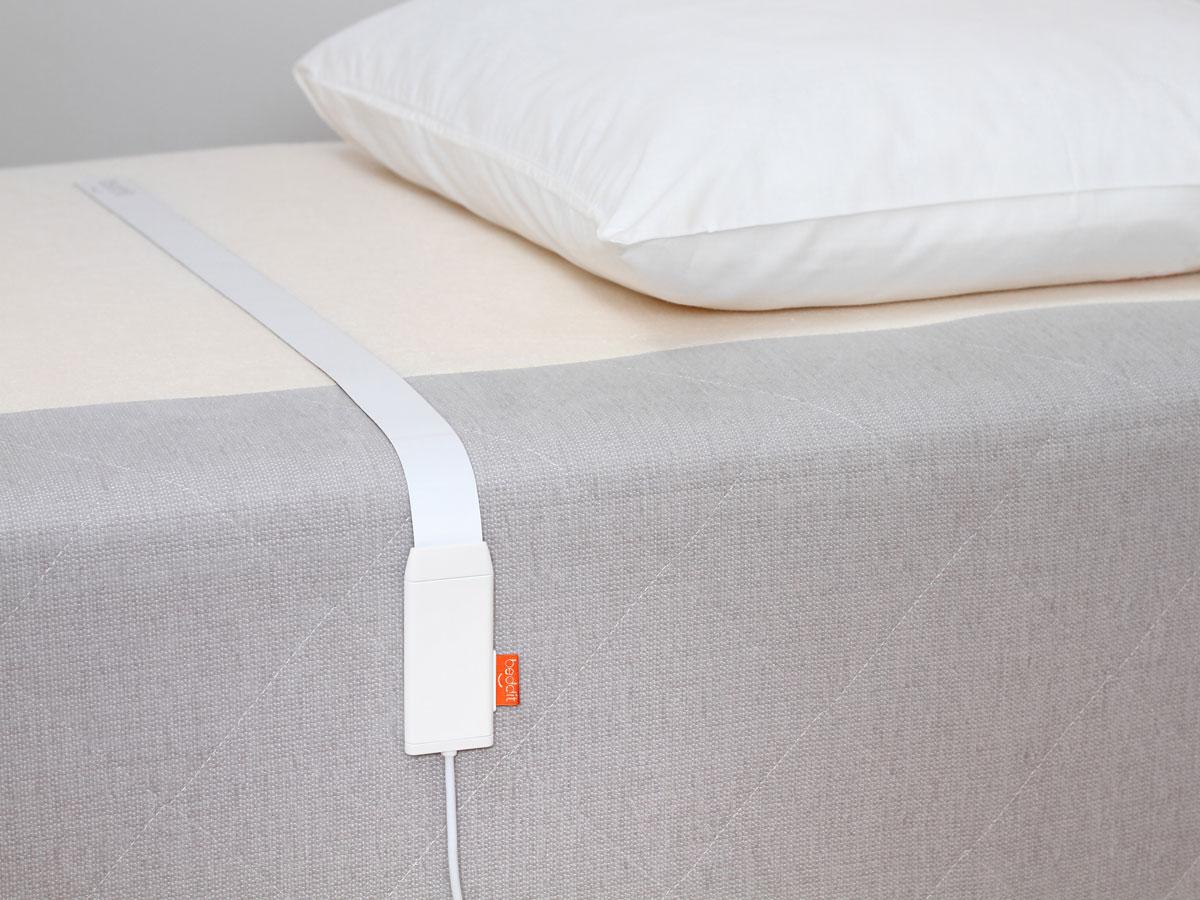 white-sensor-on-bed