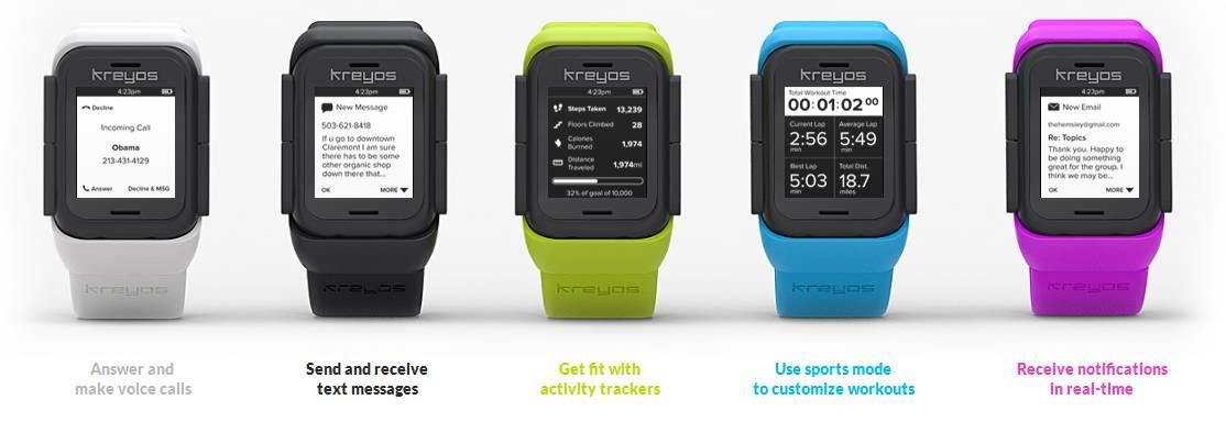 #1236 - 'Kreyos- The Meteor smart watch' - www_kreyos_com
