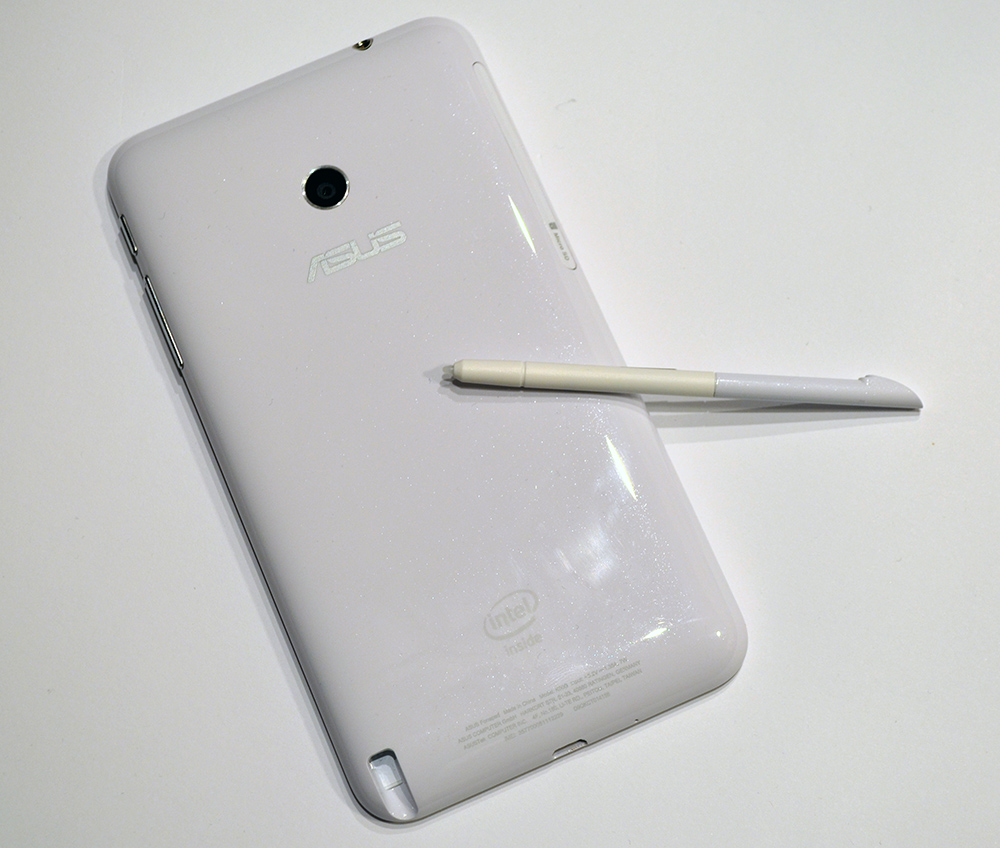 ASUS Fonepad Note 6 z rysikiem