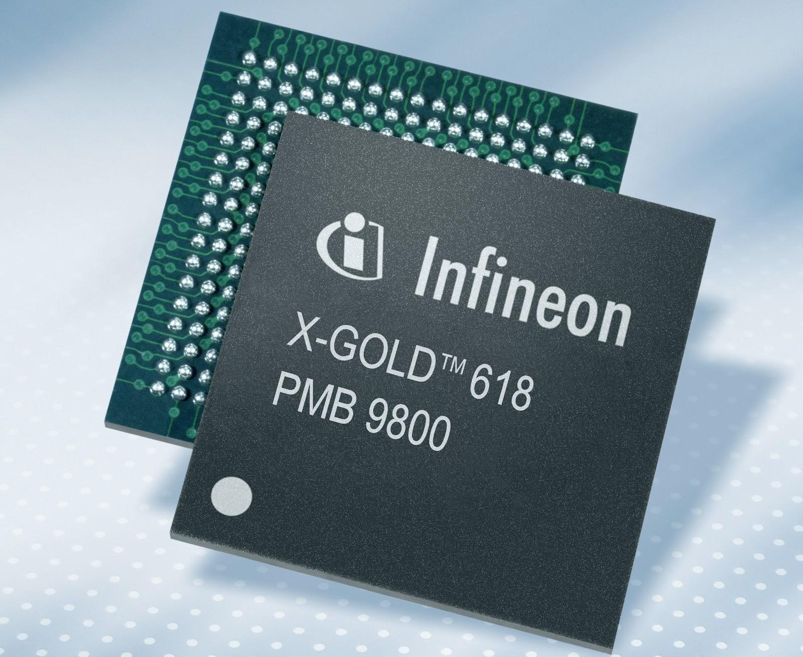 Infineon-Baseband-Chip-X618