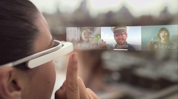 google glass i przeglądanie