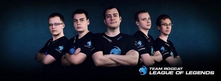 A tutaj Polacy z Team Roccat, foto via https://www.facebook.com/TEAMROCCAT/