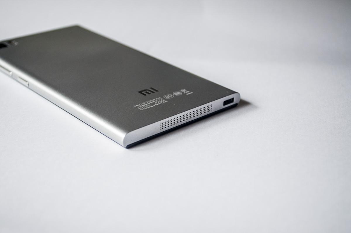 aparat w Xiaomi Mi3