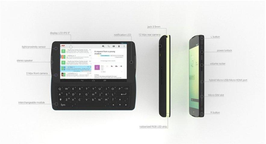 Nexus P3 4