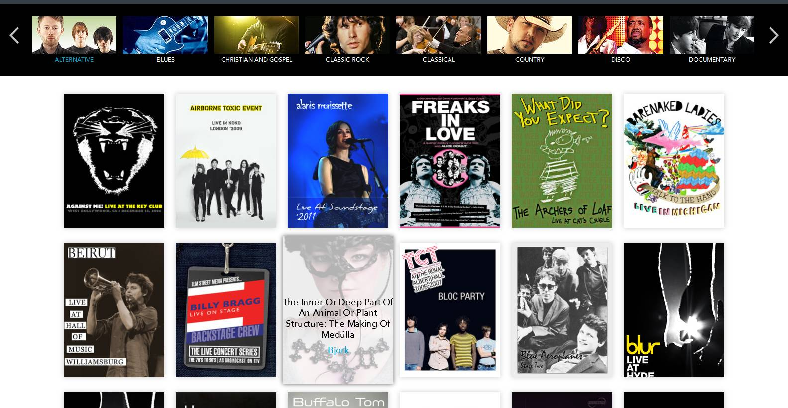 #1296 - 'QelloIBrowse Concerts By Genre_ Alternative' - qello_com_myq_browse_cat=genre&orderby=Alternative