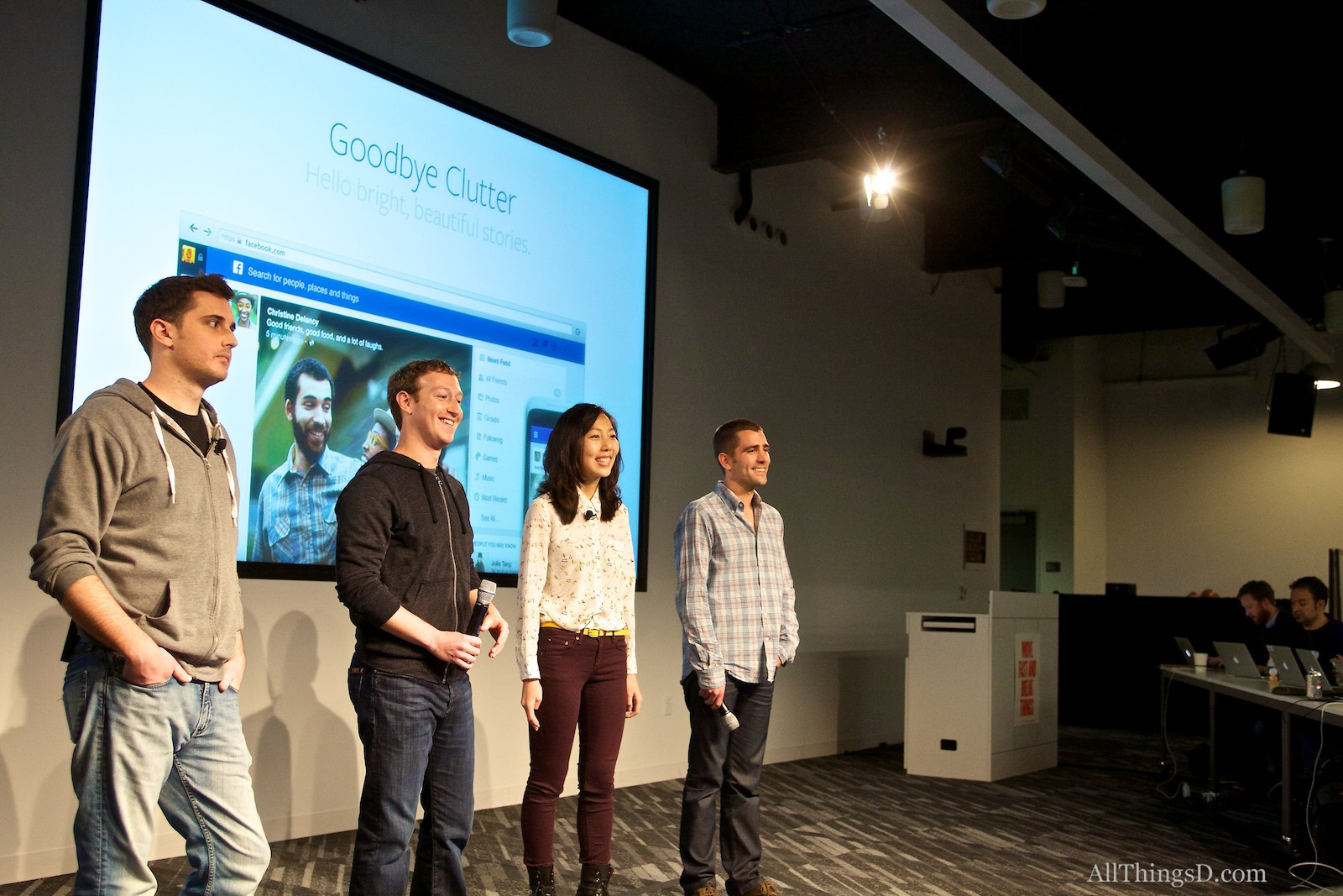 Facebook News Feed Event