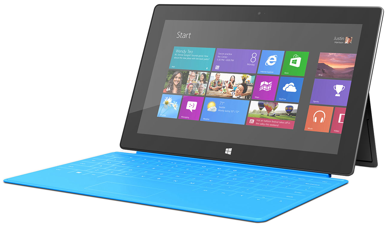surface rt, windows rt, microsoft