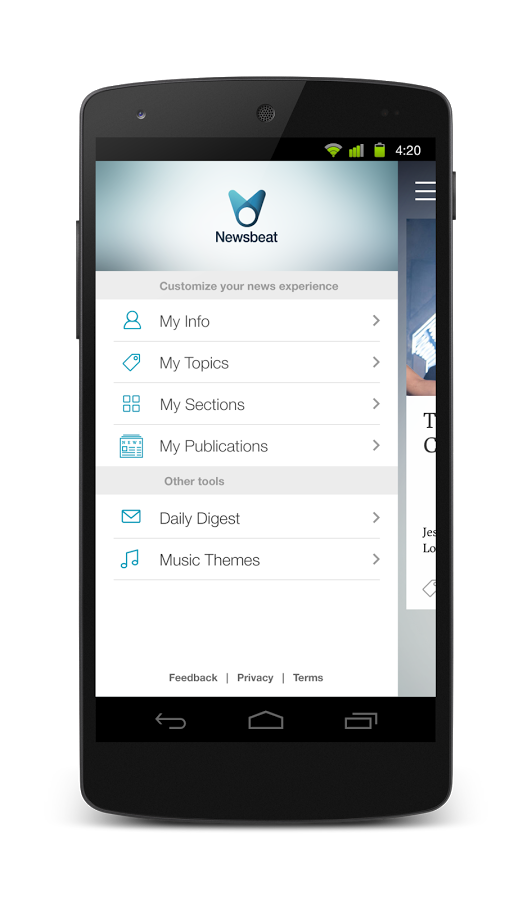 newsbeat-tribune-app-1