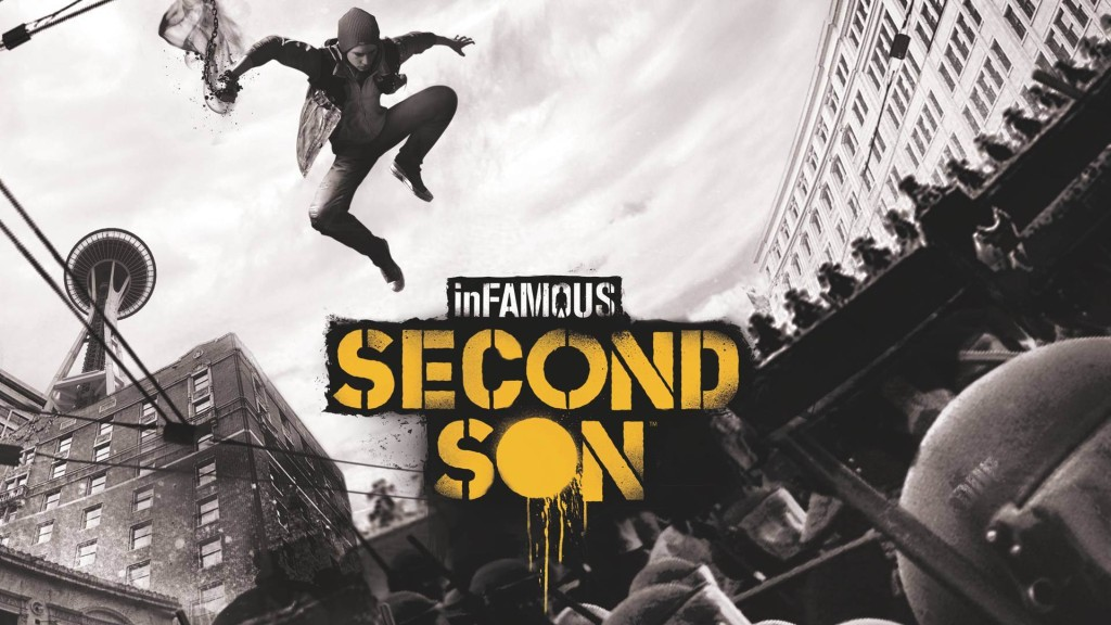 Gry na PS4: inFamous: Second Son