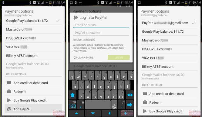 Platnosci Paypal Nareszcie W Google Play W Nowej Wersji Sklep