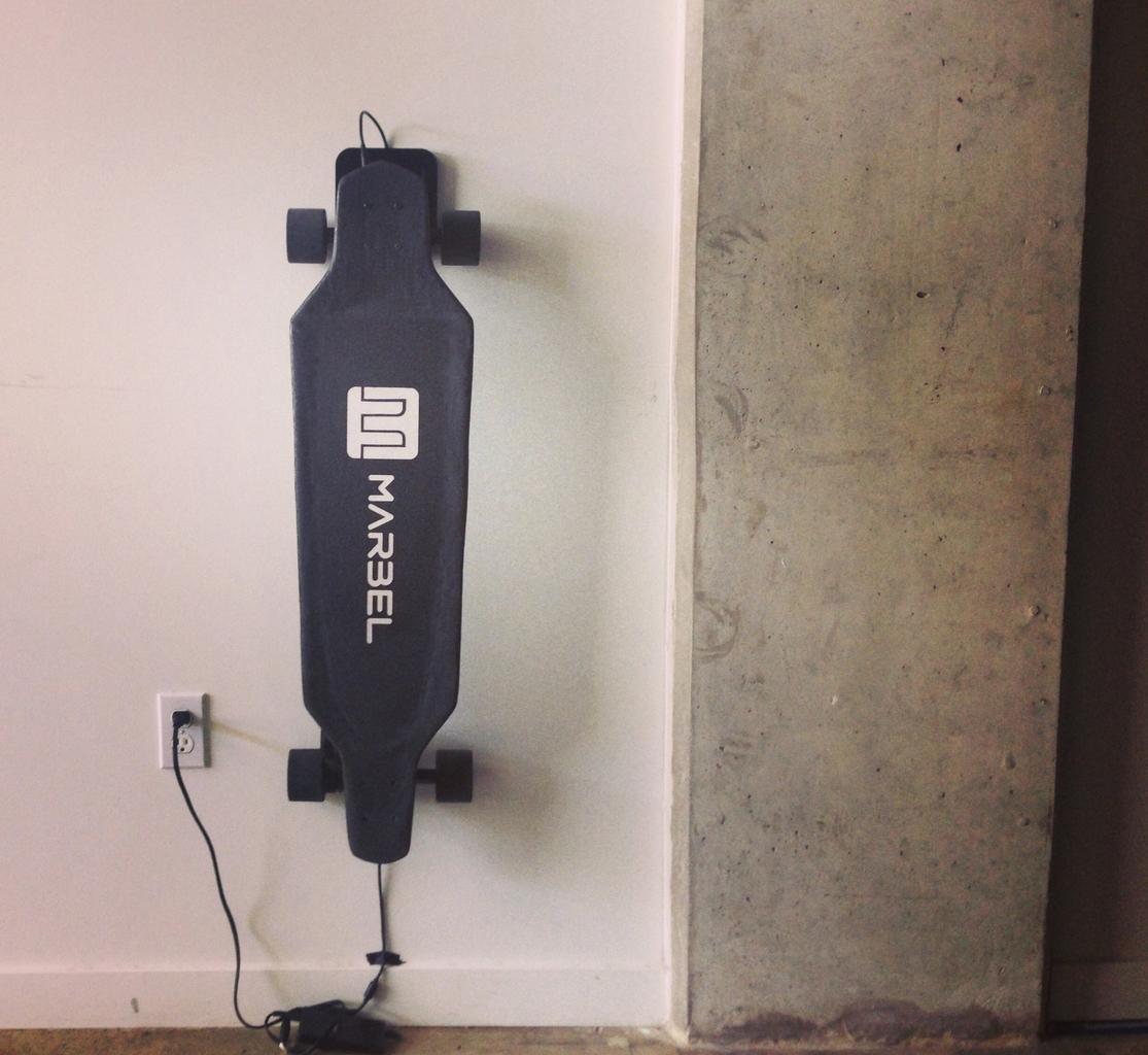 board-charging