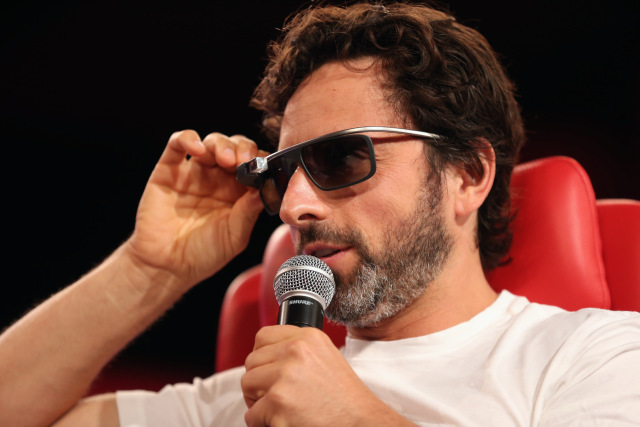 Sergey Brin, Google, Code Conference