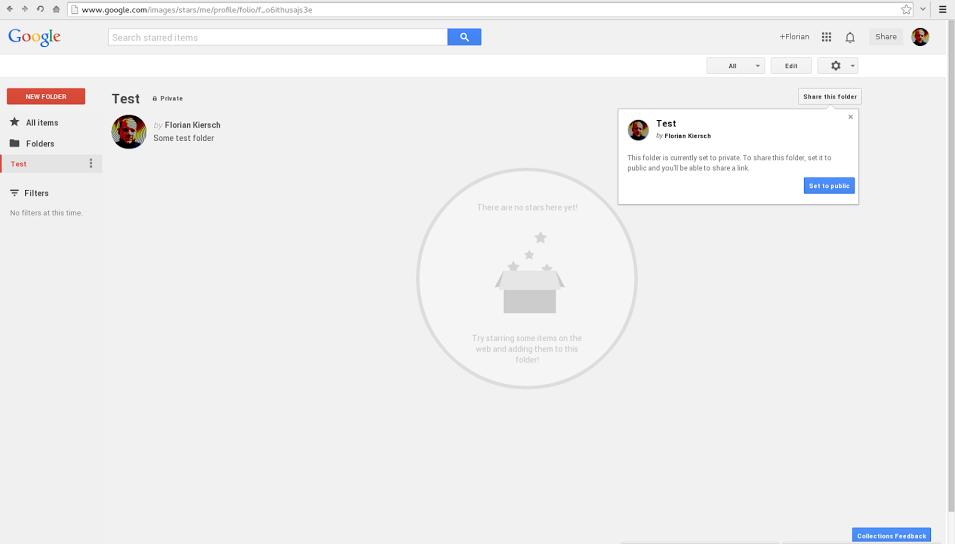 google-stars-sharing