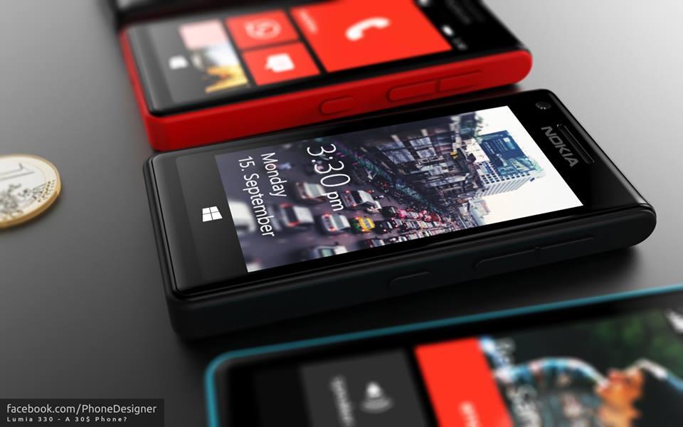 Lumia 330 2