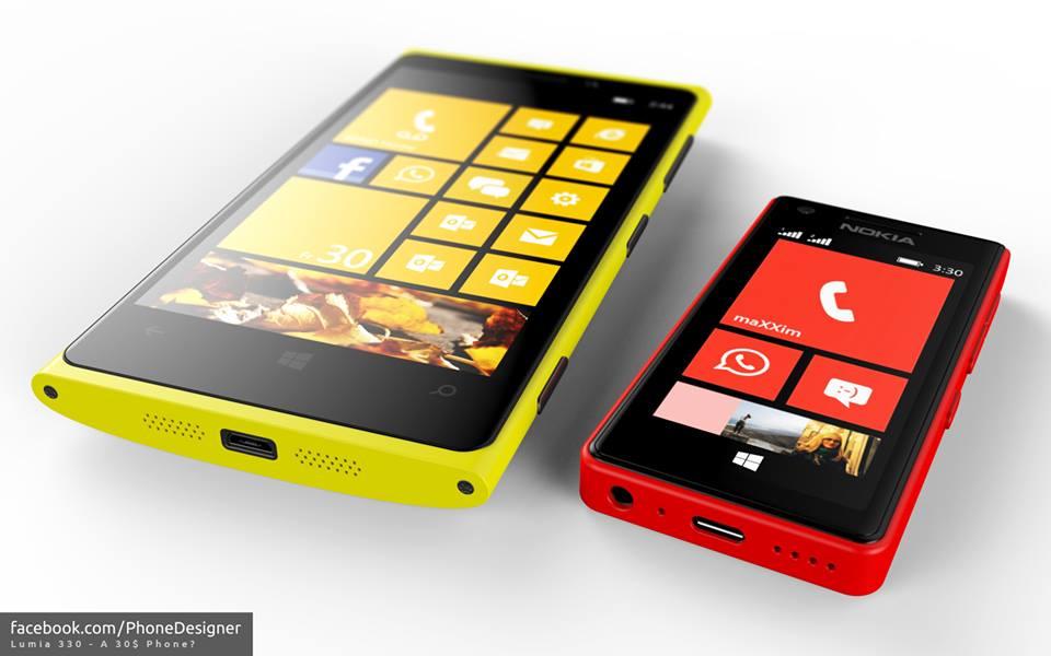Lumia 330 4