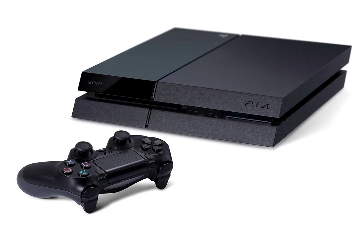 PlayStation-4-Console-Controller