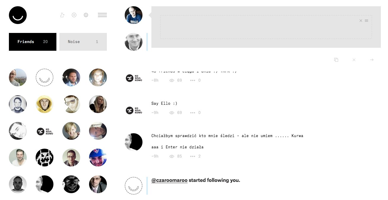 Ello | A Simple, beautiful & ad-free social network-2