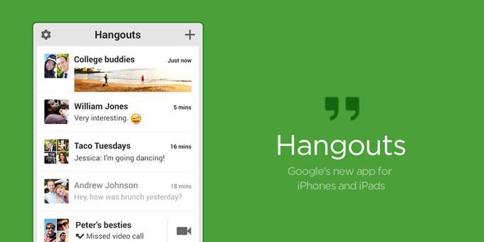 Google-Hangouts-iPhone-App-ipad-free-app-chat-app