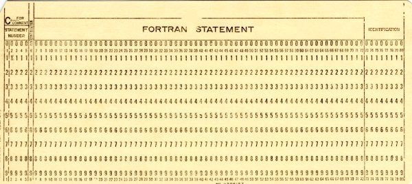 Hollerith_card_Fortran_CC0 Public Domain_Wikipedia