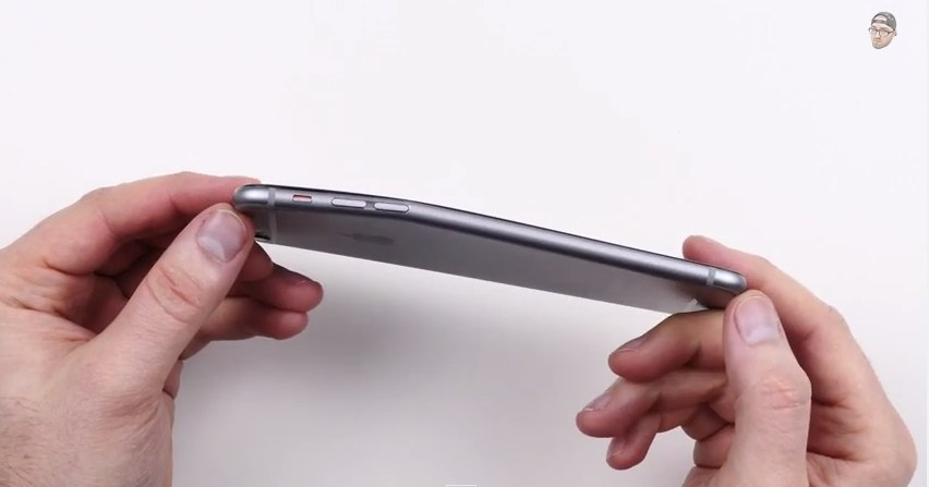 iPhone 6 Plus Bend Test - YouTube