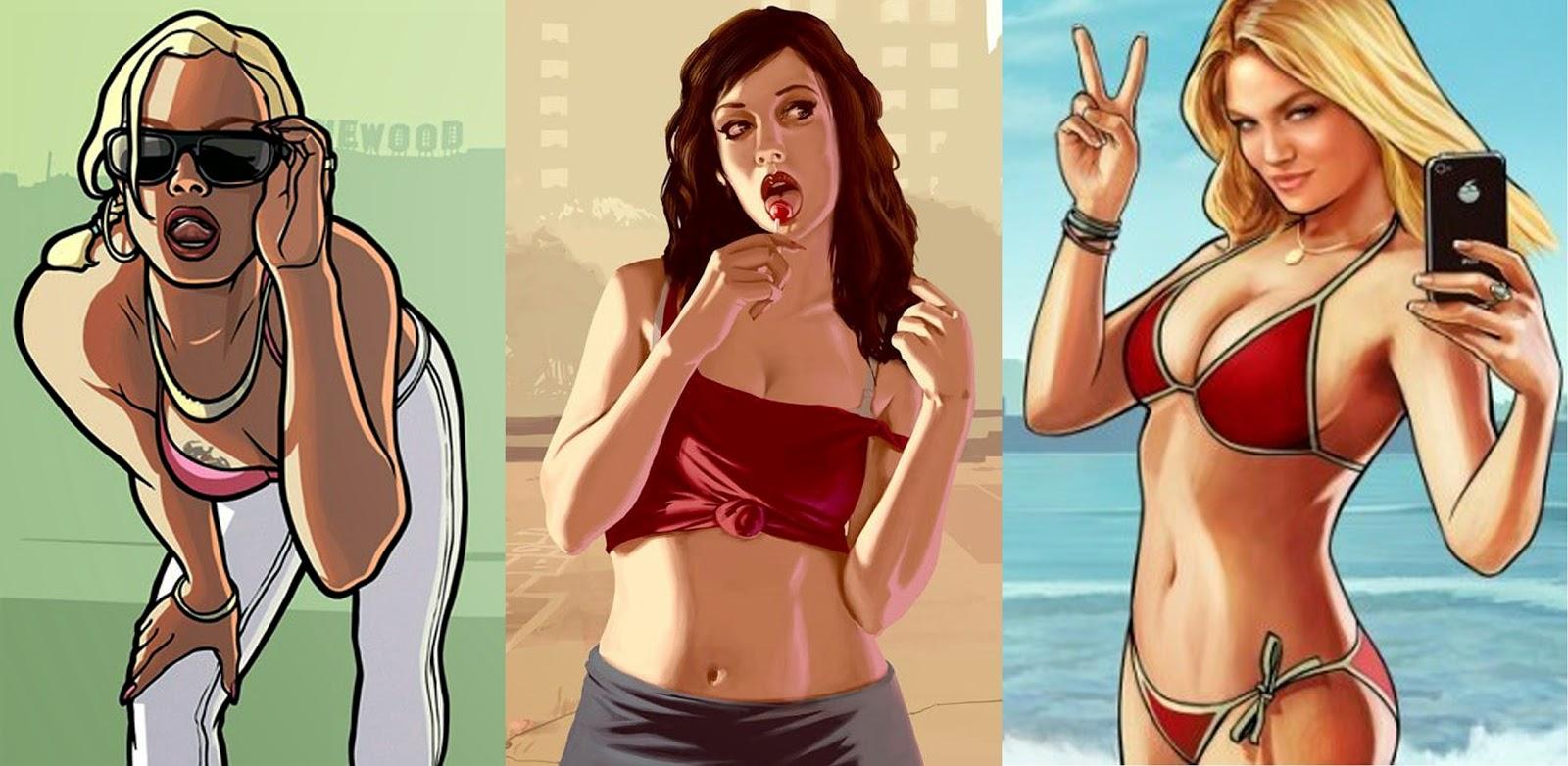 GTA-Girls