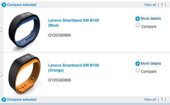 LenovoSmartband1