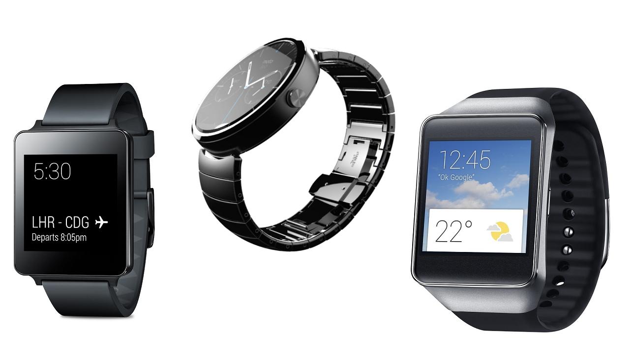 Samsung-Gear-Live-vs-Moto-360-vs-LG-G-Watch