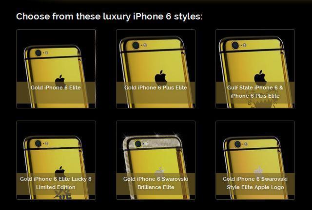 iphone 6 lux