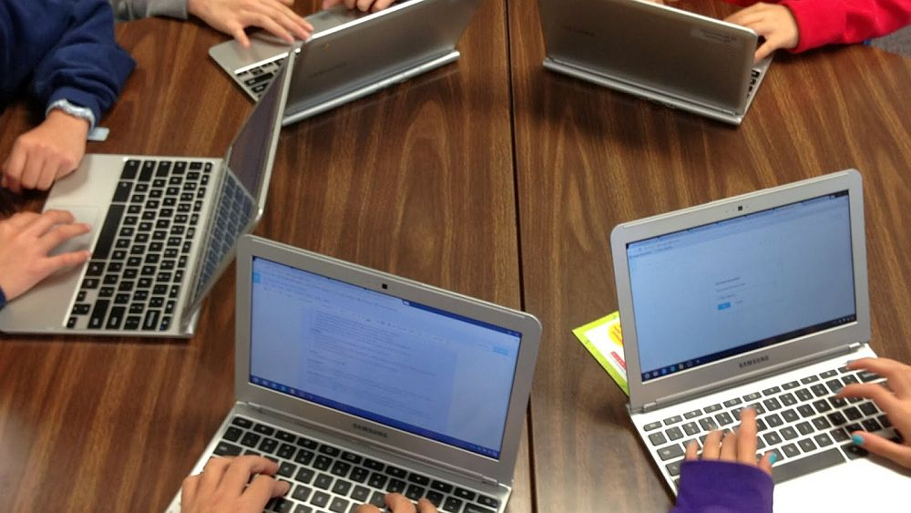 Working with Chromebooks