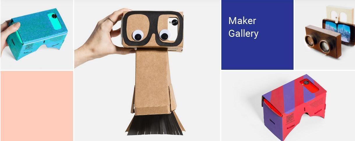 Cardboard maker